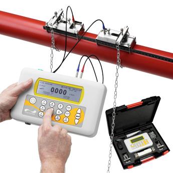 Portable Flow Meter - Portaflow 220