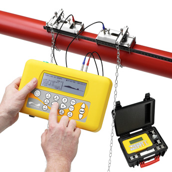 Portable Flow Meter - Portaflow 330