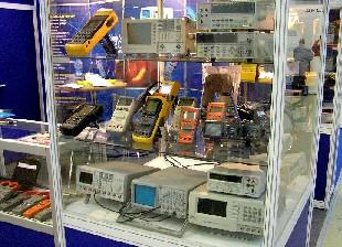 Наш стенд на выставке ЮгАгрпром-2005
